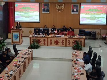 APBD-P Kota Ambon 2019 Ditetapkan 1,2 T Lebih