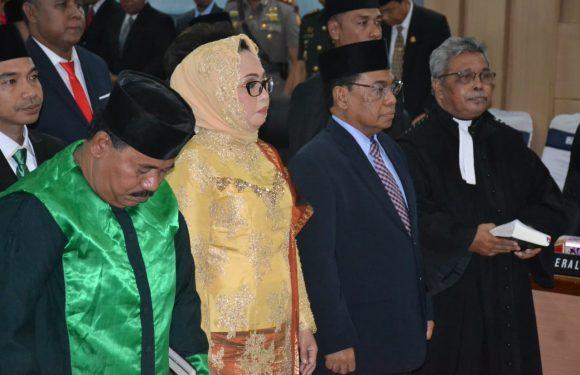 Toisutta-Maatita Pimpin DPRD Kota Ambon Sementara