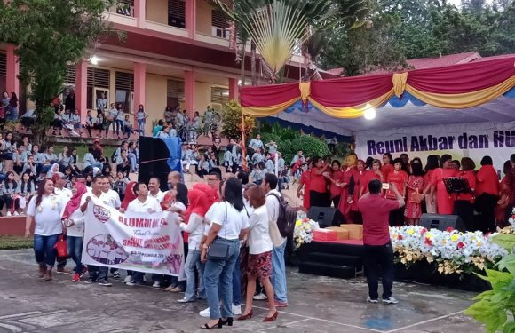 """Living in Harmoni"" di Reuni Akbar & HUT 65 SMEKENSA Ambon"