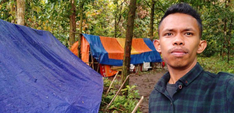 Ribuan Pengungsi Gempa di Latu Pertanyakan Fungsi BPBD & Dinsos