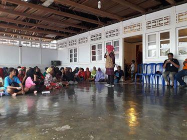 Desa Hitu Lama Dijadikan Model Penanganan Bencana Gempa