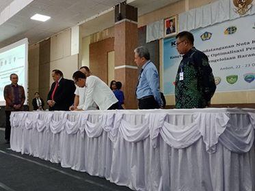 MoU & PKS Diteken, KPK Dorong Pemda Tingkatkan Pendapatan