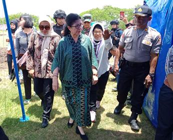 Menkes Janji Cari Lahan Baru RS Ishak Umarella