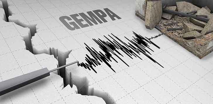 Pasca Gempa Ambon, 5,2SR  1 Meninggal 8 Luka