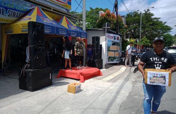 Jean Christy dkk Galang Dana Bagi Korban Gempa Maluku