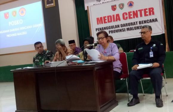 Seminggu Pascagempa Maluku, 38 Meninggal, Malteng Terbanyak