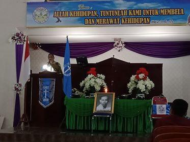 Walikota Minta GMKI Ambon PD & Tunjukkan Eksistensi