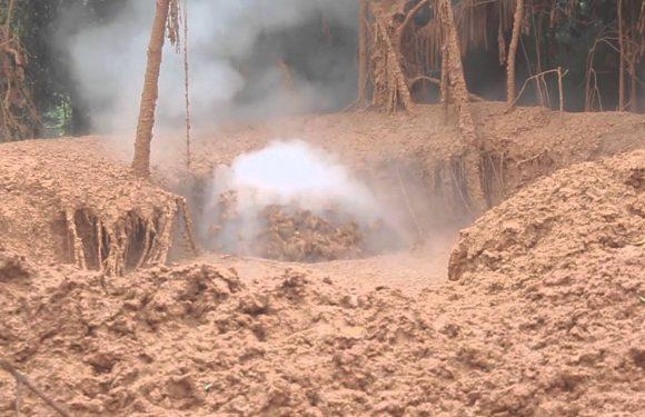 BNPB: Pengeboran Panas Bumi Bukan Picu Gempa