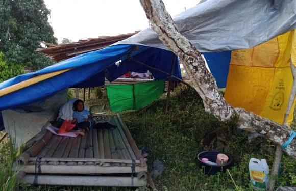 Air Bersih, Tenda & Kesehatan Jadi Masalah Krusial di Pengungsian