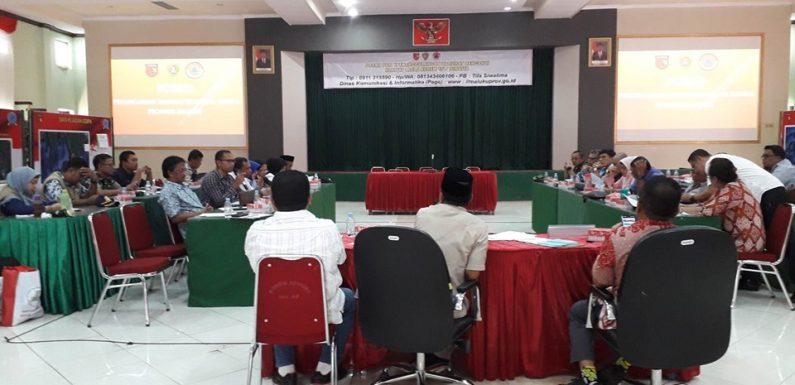 DPRD Maluku Lakukan Koordinasi Penanganan Pengungsi