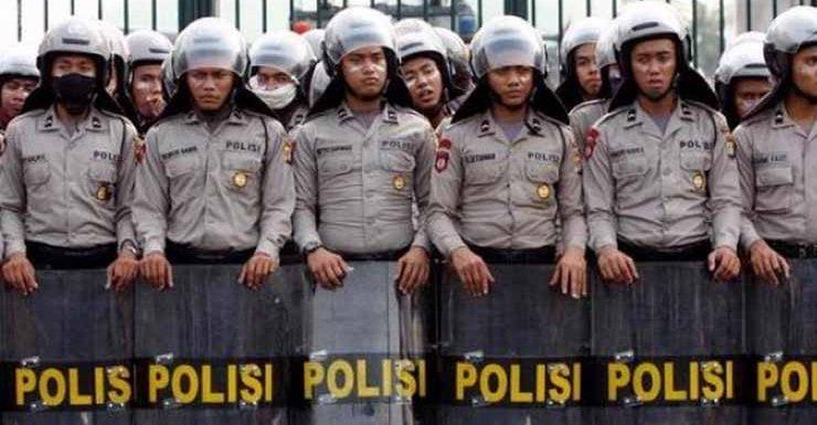 300 Personil Polres Buru Siap Amankan Pilkada Bursel