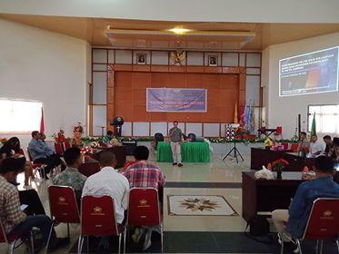 Gandeng AMGPM-GP Ansor, Sekolah Multikulturalisme IAKN Fokus Cakapkan Bencana