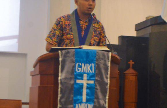 GMKI Wilayah Maluku Tolak Permintaan Maaf Wiranto