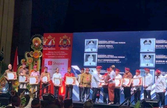 Gubernur Maluku Raih KADIN AWARD 2019