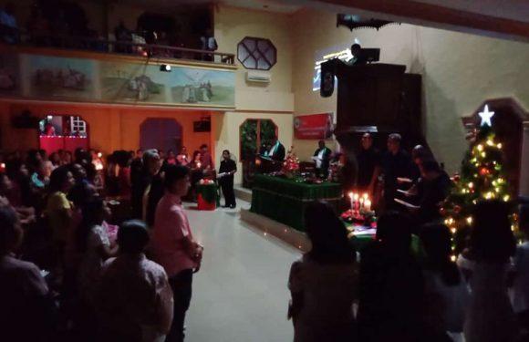 Jemaat GPM Syaloom Canangkan Minggu Adventus & Natal