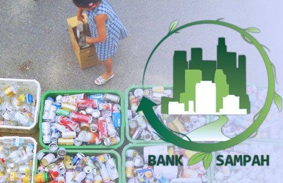 DLHP Akui Bank Sampah Masih Survive