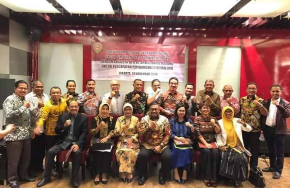 Elit Maluku Diajak Gubernur Bersatu Bangun Maluku