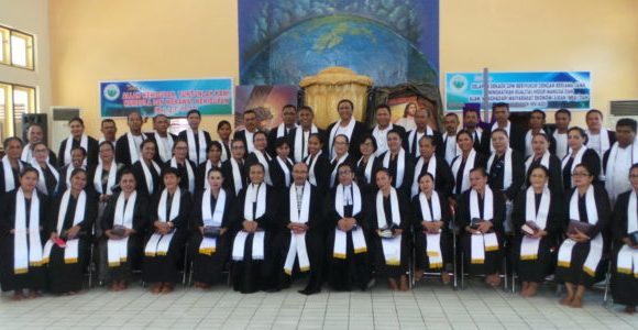 Hari Ini, Pesta Iman 761 Jemaat GPM Memilih Majelis