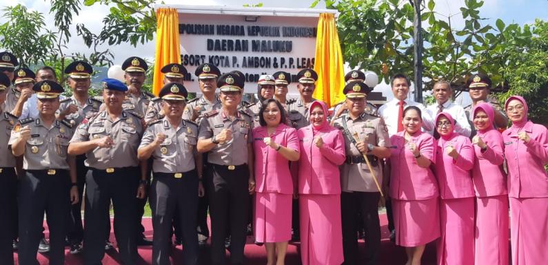 Butuh 1600 Personil, Polresta P.Ambon Prioritas Kapolda