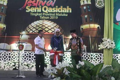Empat Pesan Penting di Festival Seni Qasidah Tingkat Provinsi