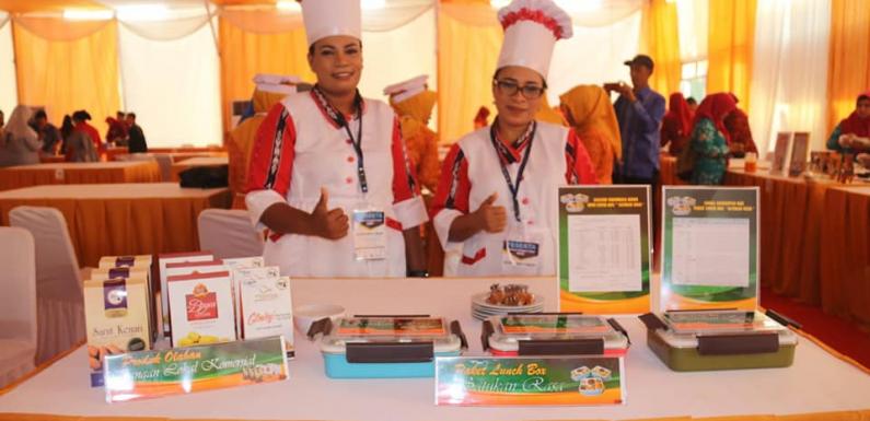 """""""Satukan Rasa"""" Ambon-Maluku Gondol Juara FLP B2SA Nasional"""
