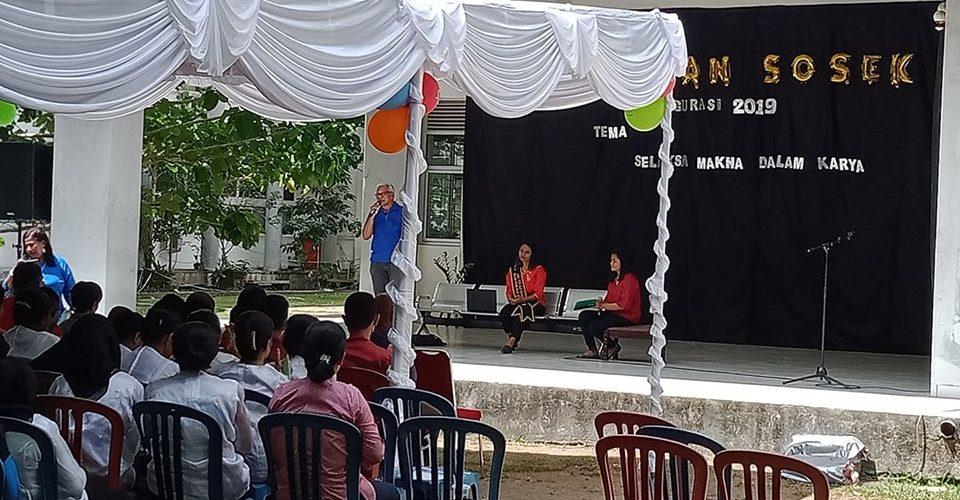 Inaugurasi 2019 SOSEK Diisi Pentas Seni & Talkshow
