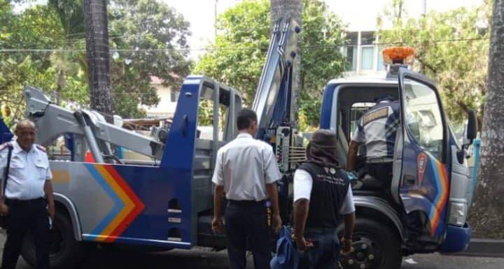 Mobil Derek Tiba, Ujicoba Segera Dilakukan